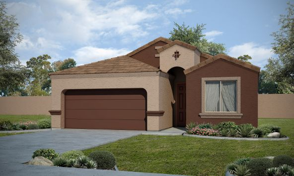 2231 N St Bonita Ln, Casa Grande, AZ 85122 Photo 2