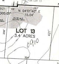 Home for sale: Lot 13 County Rd. F, Antigo, WI 54409