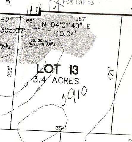 Lot 13 County Rd. F, Antigo, WI 54409 Photo 1