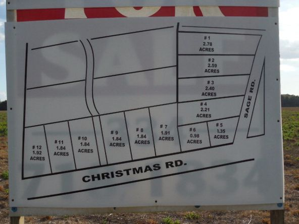 1.84 Ac Christmas Rd. Lot 9, Ashford, AL 36312 Photo 1