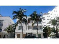 Home for sale: 3710 Collins Ave. # N.-209, Miami Beach, FL 33140