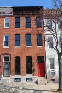 Home for sale: 1629 Broadway North, Baltimore, MD 21213