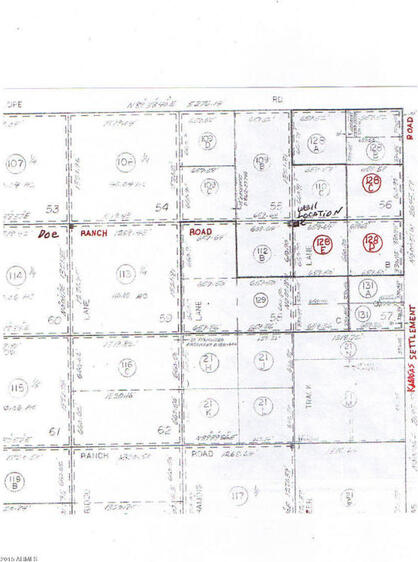 20ac. E. Doe Ranch Rd., Pearce, AZ 85625 Photo 4