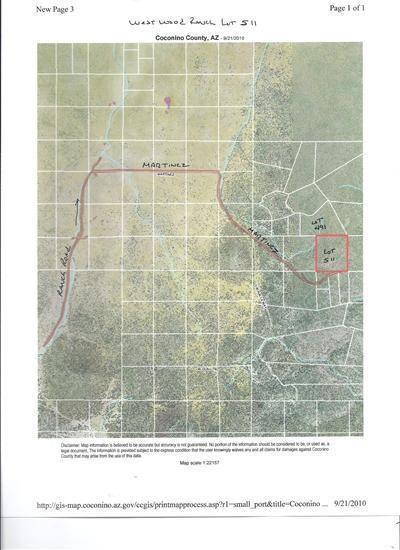511 Martinez - Wwr Lot 511, Seligman, AZ 86337 Photo 20