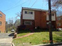 Home for sale: 36 Brandywine St. Southwest, Washington, DC 20032