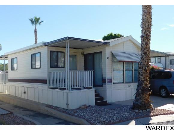 2000 Ramar Rd. Lot 61, Bullhead City, AZ 86442 Photo 1
