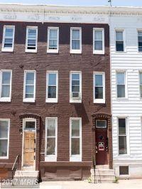 Home for sale: 1704 Fulton Avenue North, Baltimore, MD 21217