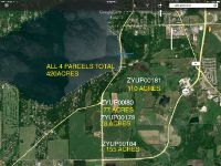 Home for sale: 420 Ac South Lake Shore Dr. & Pilgrim Church Rd., Lake Geneva, WI 53147