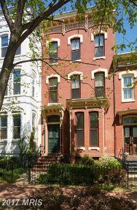 Home for sale: 917 O St. Northwest, Washington, DC 20001