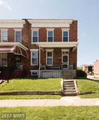 Home for sale: 1801 Chilton St., Baltimore, MD 21218