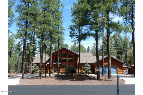 920 W. Billy Creek Dr., Lakeside, AZ 85929 Photo 1