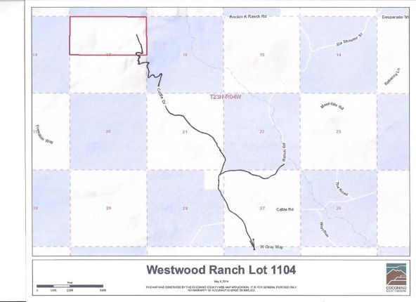 1104 Westwood Ranch Lot 1104, Seligman, AZ 86337 Photo 30