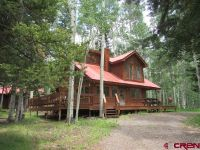 Home for sale: 1504 Hazel Lake, Cimarron, CO 81220